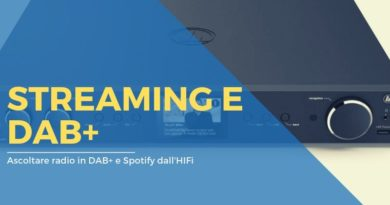 streaming DAB+ dall'hifi