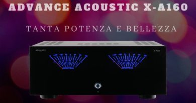 Advance Acoustic X-A160 amplificatore finale