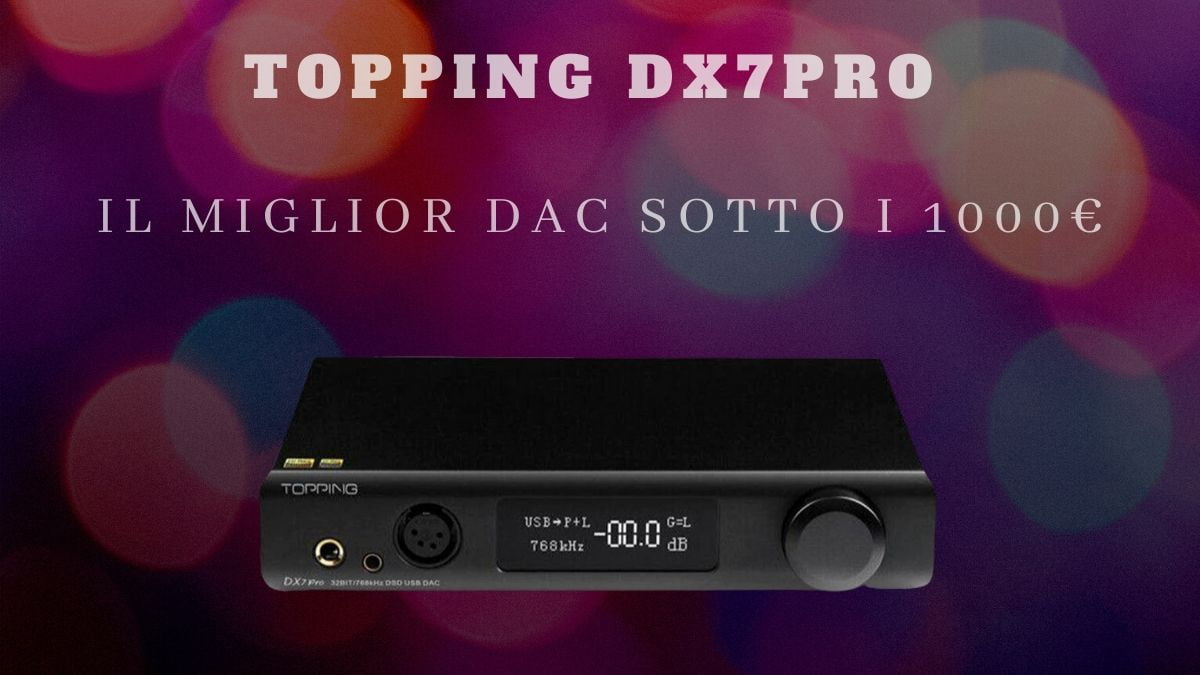 Topping DX7Pro